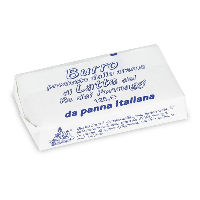 Panetto 125 g