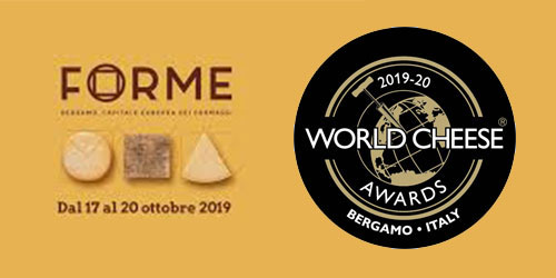 Participation in World Cheese Awards 2019